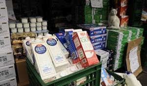 中共肺炎疫情令牛奶消費需求受阻 大陸乳業再陷困境