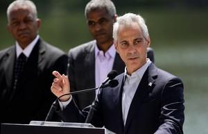 伊曼紐爾:芝加哥仍會為「庇護城市」