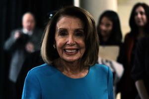 對華強硬派 民主黨佩洛西有望執掌美眾議院