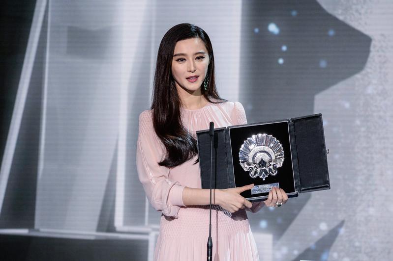 美媒爆范冰冰今年復出 主演荷里活片《355》