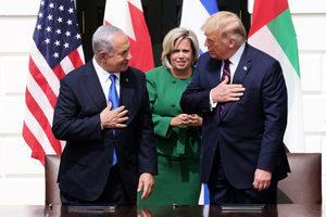 【名家專欄】特朗普正在指導中東巨變