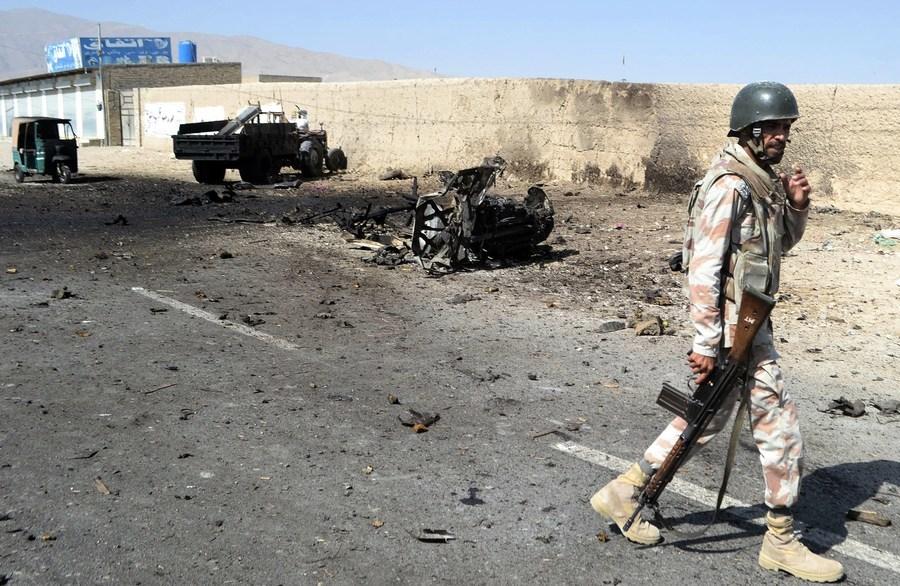 【突發】中共大使下榻巴基斯坦酒店炸彈襲擊 塔利班承認責任