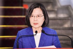 聲援香港 蔡英文:永遠支持普世價值