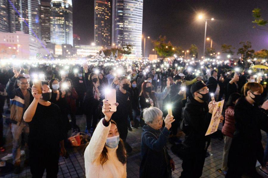 香港二十五年來首度失去自由經濟體榜首地位
