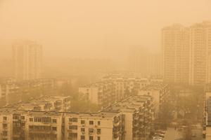 乾元:北京沙塵暴的來源到底是哪?