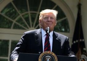 特朗普政府宣佈新政策 或大幅降低難民人數