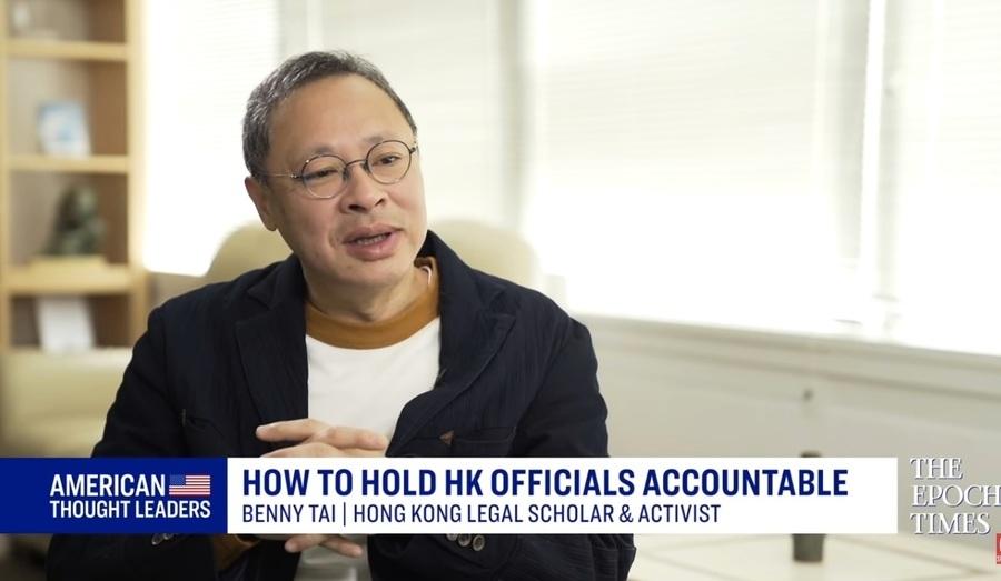 【思想領袖】戴耀延:香港抗爭者的智慧