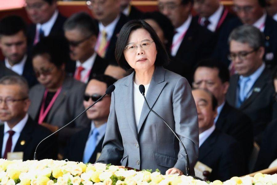 台灣官員:無懼中共威脅「因我們並不孤單!」
