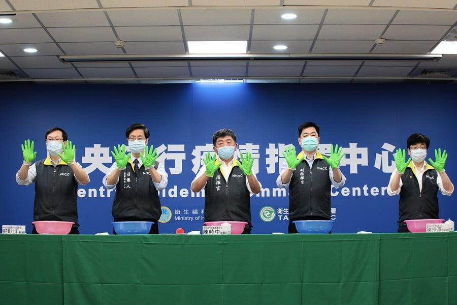 見證台灣防疫有成 《台灣戰疫全紀錄》首映