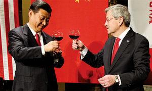 習近平31年「老友」或接任美駐華大使