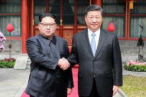 習近平抵達北韓 外媒析中朝各懷甚麼目的