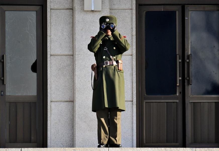 冒死跨越板門店 脫北士兵首度接受電視專訪