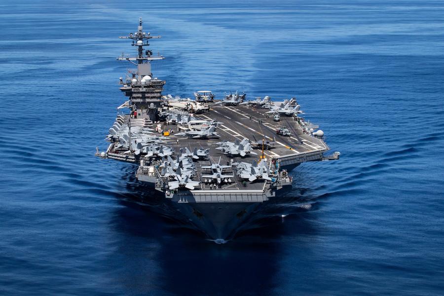 沈舟:美軍展示第二場太平洋戰爭藍圖