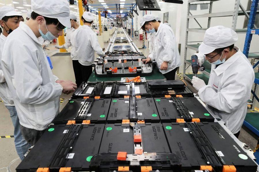 中共擬控制錳金屬產量 全球電動車製造商擔憂
