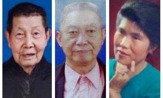 2019年 遭中共迫害的老年法輪功學員(2)