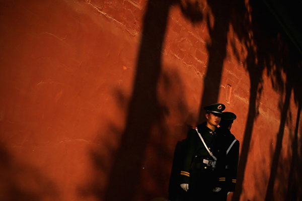 中共的歐美同學會是一個留學人員的統戰組織。其由中央書記處領導、中央統戰部代管,2003年又被中共稱為「中國留學人員聯誼會」。圖為資料圖。(GREG BAKER/AFP/Getty Images)