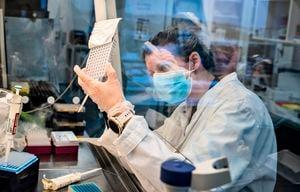 澳科學家研發疫苗貼片 效果比打針接種好