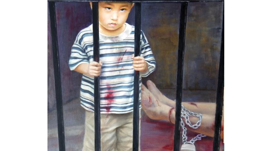 遭毆打性侵勞教判刑 無辜的中國孩子