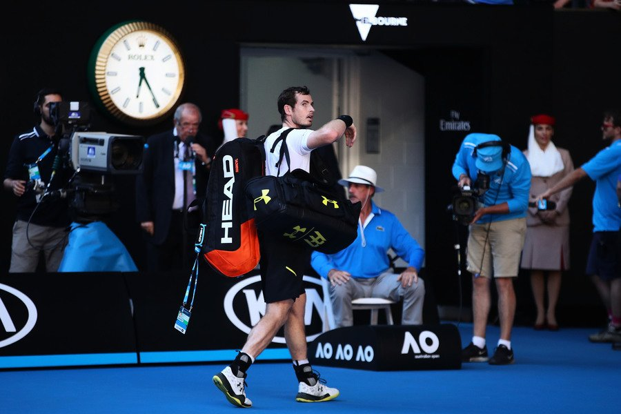 澳網冷門迭爆 衛冕冠軍及世界第一相繼出局