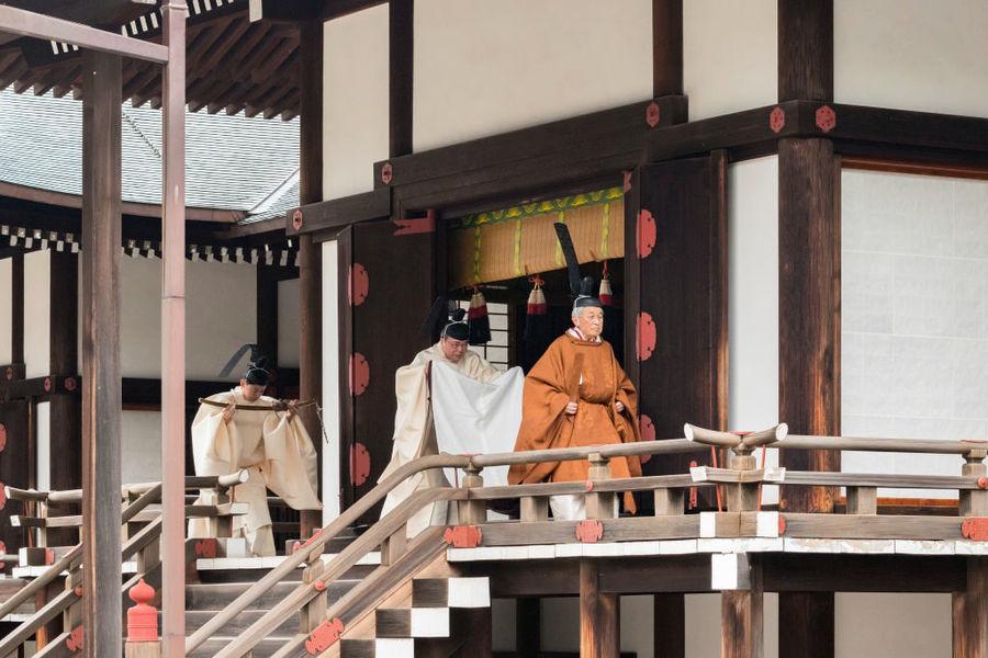 日王明仁正式退位 逾200年來首次