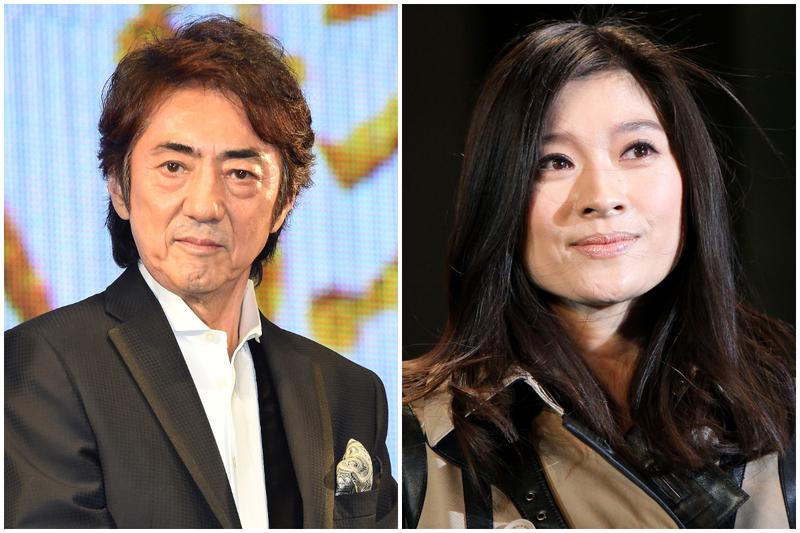 篠原涼子與市村正親離婚 兩兒監護權歸父親