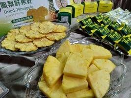 支持台灣果農 美國加州菠蘿乾訂購爆單