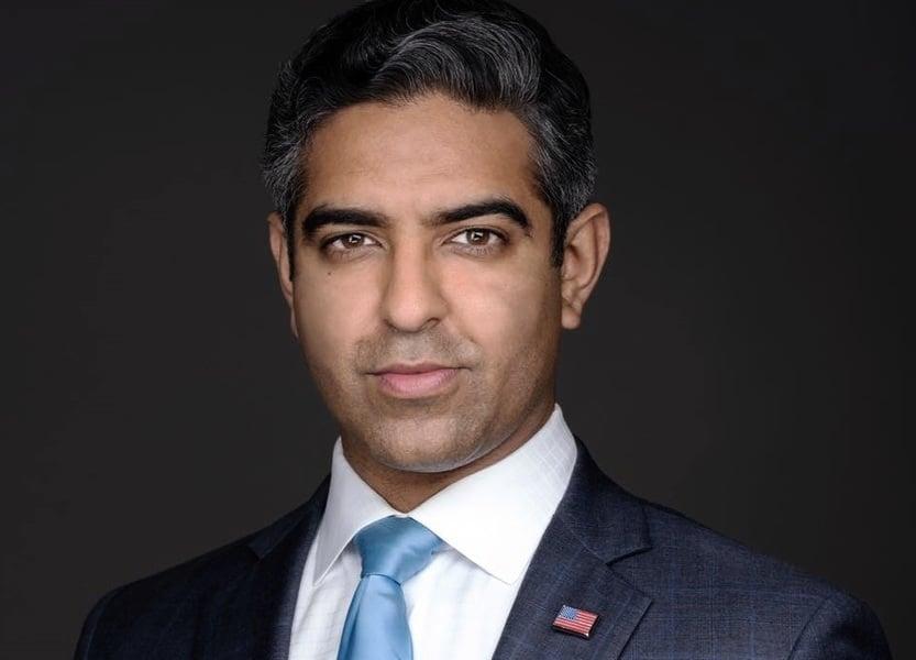 受特朗普啟發參政 印裔工程師將競選新澤西州長