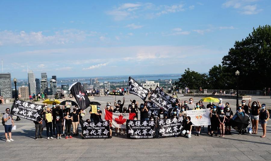 中共摧毀香港 加國港人:西方勿落入北京圈套