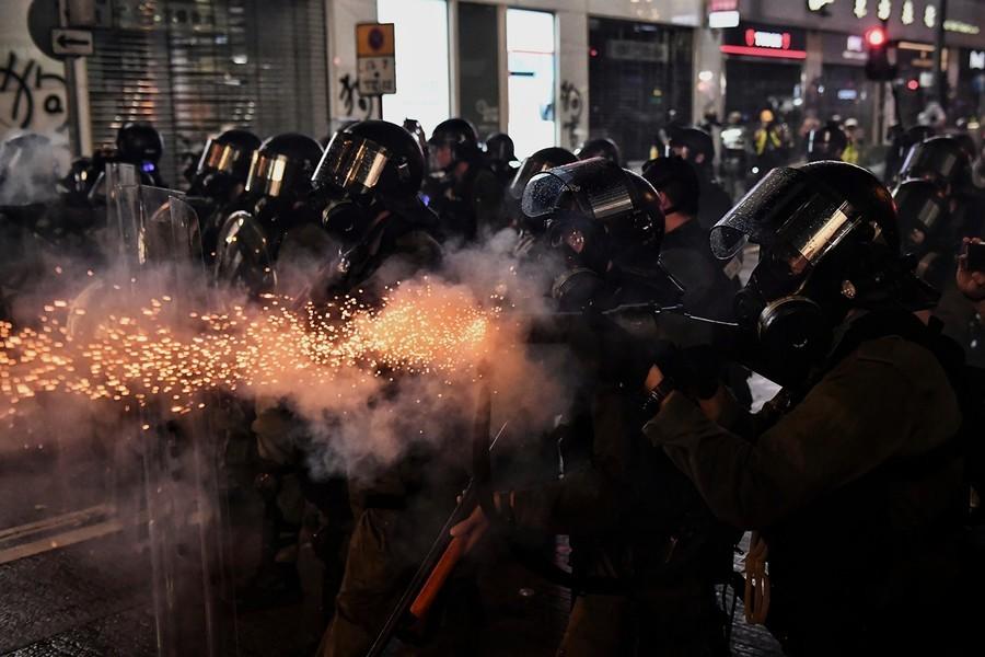 林忌:中共不斷投擲政治燃燒彈