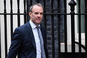 英國敦促北京與港人對話 兌現聯合聲明承諾