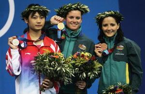 跳水世界冠軍勞麗詩遭微博封號一年