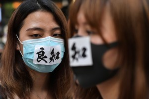 香港學生領袖訪加拿大 呼籲渥京制裁港官