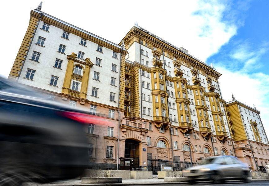 俄指控美大使館人員盜竊 要求取消三人豁免權
