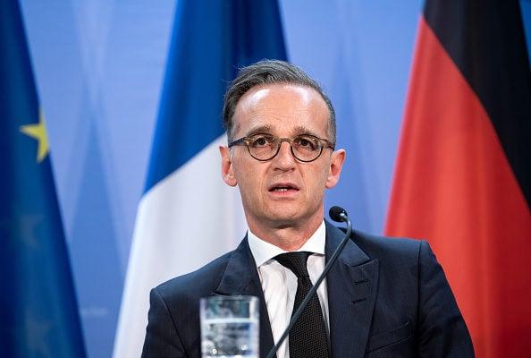 9月1日,德國外交部發佈「德國政府印太地區政策準則」,表示未來將與東盟開展更緊密合作,打造多極化國際秩序,遏制中共霸權。 圖為德國外長馬斯。(Bernd von Jutrczenka - Pool / Getty Images)