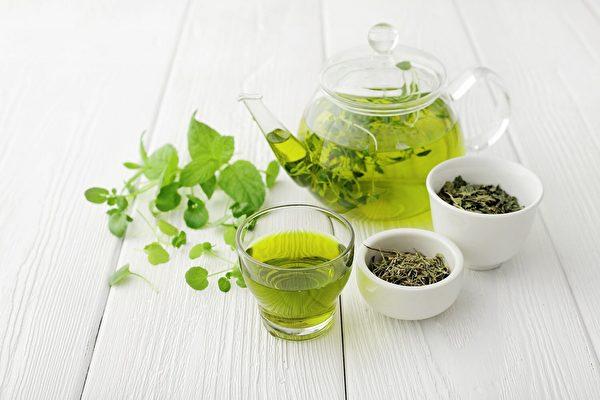 綠茶是茶類中最常見的一種,廣受人們的喜愛。(ShutterStock)