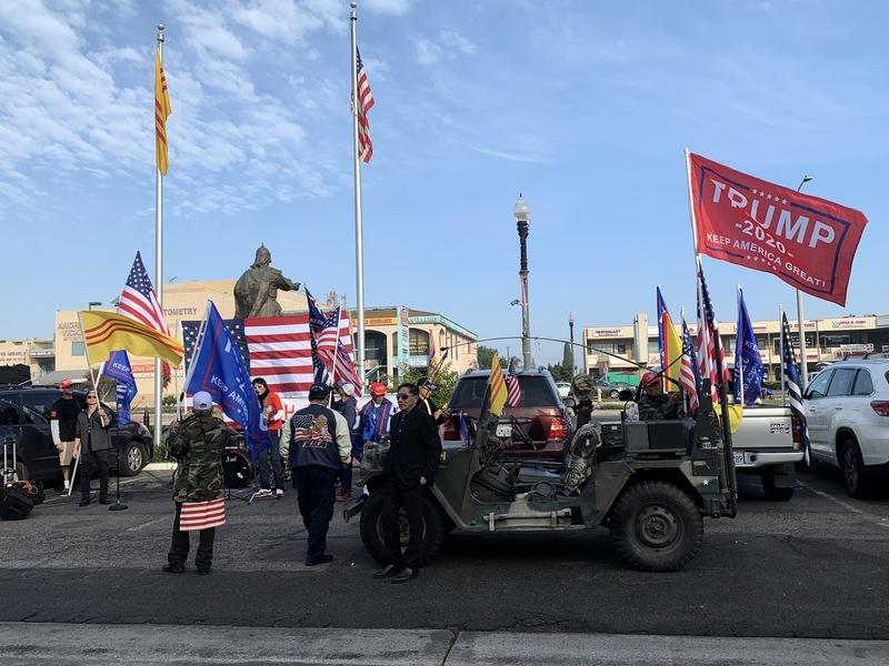 美加州「拯救美國」活動遍地開花 選民:民意挺特