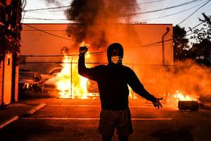 【名家專欄】城市在燃燒 共產者在煽動