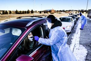 美科羅拉多州又現疑似英國變種病毒病例