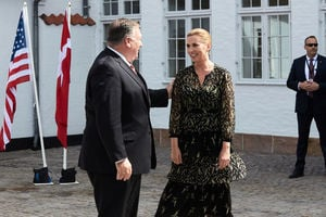 蓬佩奧訪丹麥 建立更廣泛的全球反共同盟