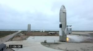 SpaceX星艦SN15萬米高空試飛成功