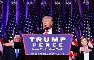 分析:特朗普當選對中共意味著甚麼