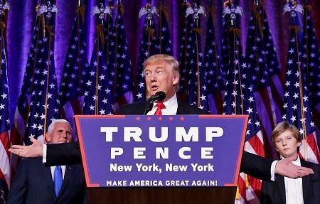 上海兩級人大選舉中 特朗普獲高票