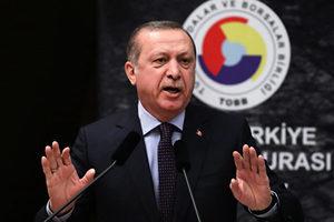 繼土耳其外交部批中共後 總統也強硬發聲