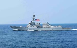 美艦穿越台海常態化 北京回應「有氣無力」