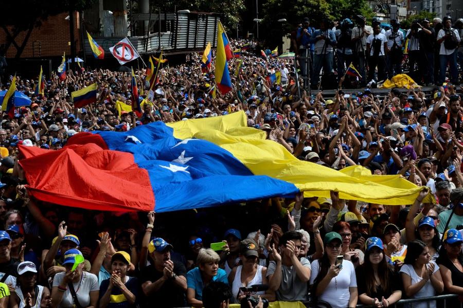 委內瑞拉變天 特朗普展現罕見外交運籌能力