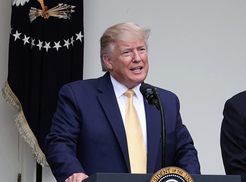 特朗普簽行政令 查清美國公民和非公民人數
