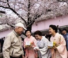 日本人長壽快樂有秘訣 吸引全球數百萬人