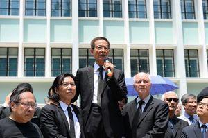 香港大律師:法官聽共產黨的 香港就完了