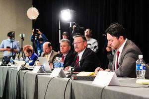 兩州聽證會 多個證人揭露選舉種種舞弊行為
