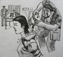 沸水燙後背 錦州老人在遼寧女監遭受折磨